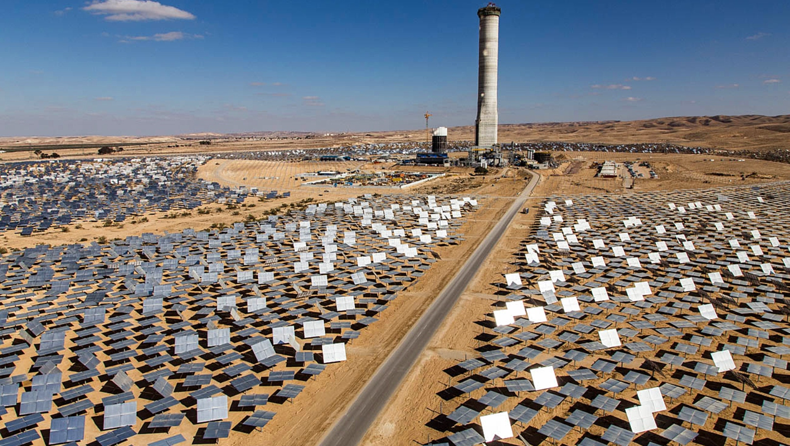 Joint Venture Made the World's Largest Solar Power Plant in